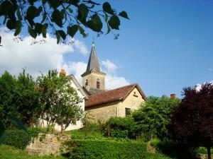 l'église de Bez